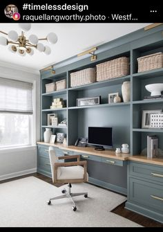 Home Office Space, Home Office Design, Home Office Decor, Home Design, Interior Design, Home Decor, Office Ideas, Office Cabinet Design, Office Nook