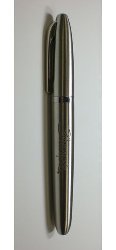 Stainless Steel Sharpie - Refillable