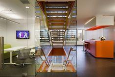 Astral Media's new flexible office
