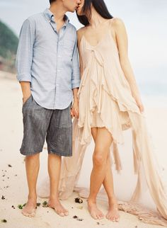 lovely Bali engagement session by Jemma Keech