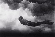 Image result for swimming in the clouds images