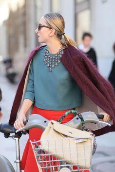 Best Paris Fashion Week Street-Style Accessories