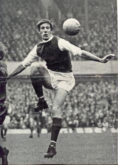 Sam Ellis of Sheffield Wed in Sheffield Wednesday Football, Baseball Cards, Owls, Image, 1960s, England, Sport, Soccer, Owl