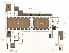 Editorial Design, Floor Plans, Diagram