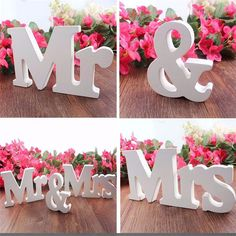 Cheap Party DIY Decorations, Buy Directly from China Suppliers:3 PCs/set Manufacturers Wooden MR& MRS Wedding Birthday Pendants Wooden Ornaments Capital Letters Wedding Supplies drop shipping