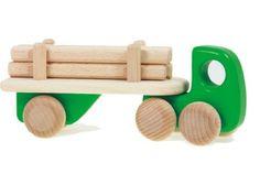 Bajo small log truck