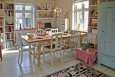 sewing rooms | Clever Girls: Well organized sewing rooms - a gallery on Flickr