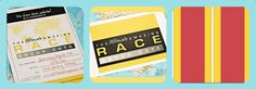 """Everything you need (and more!) to host your very own version of """"The Amazing Race""""! Includes clues that can apply to ANY hometown!"""