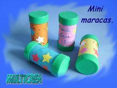 Maracas pour le défilé de Mardi Gras.