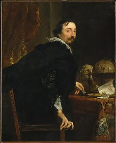 BELGIUM | Anthony van Dyck (Flemish, 1599–1641). Lucas van Uffel (died 1637), ca. 1622. The Metropolitan Museum of Art, New York. Bequest of Benjamin Altman, 1913 (14.40.619) #WorldCup