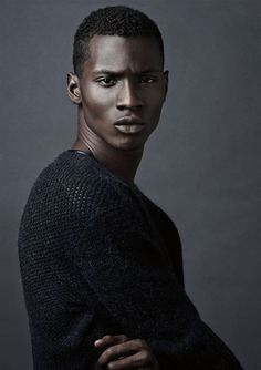 The black men models are hired today for a lot of different fashion weeks happening all over the world. Here are the famous black male models of the industry. Black Male Models, Male Models Poses, Male Poses, Men Models, Pose Portrait, Portrait Photography Men, Photography Poses For Men, Male Portraits, Photography Lighting