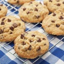 WeightWatchers.be - Weight Watchers Recepten - Chocolate chip cookies