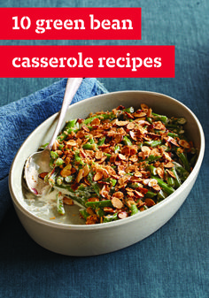 10 Green Bean Casserole Recipes – The classic, French-cut green beans in a creamy sauce topped with French-fried onions, is a beloved holiday side dish—and for good reason! Great for a variety of occasions, check out these delicious recipes to enjoy this traditional creation all year round!