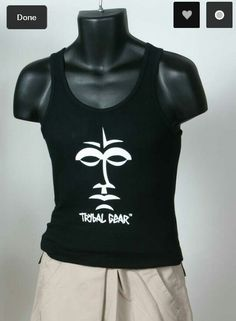 TRYBAL GEAR TANK TOP