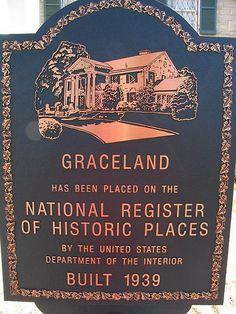Elvis Presley's Graceland Memphis