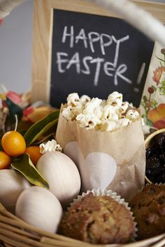 Natural Easter basket ideas: A little something for adults to celebrate Easter?