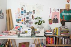 At home: Abbey Rich