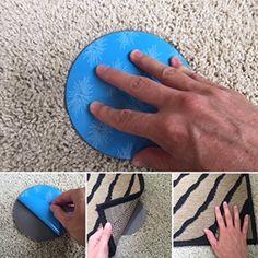 Non Slip Rug Pads For Rugs On Carpet 4 Pack