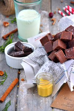 homemade-fudge-recipe11. Made with more natural ingredients.