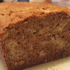 Multi Grain Apple Bread