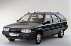 French-Cars-since-1946 • 1989 Citroen BX Break 4x4...