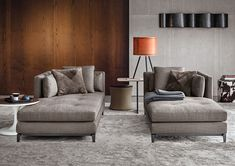 ANDERSEN - Designer Sofas from Minotti ✓ all information ✓ high-resolution images ✓ CADs ✓ catalogues ✓ contact information ✓ find your. Canapé Design, Deco Design, Sofa Design, Sofa Furniture, Living Room Furniture, Furniture Design, Wooden Furniture, Living Room Modern, Living Spaces
