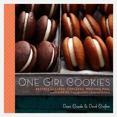 One Girl Cookies Cookbook.
