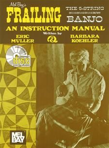 Frailing the Banjo eBook + Online Audio - Mel Bay Publications, Inc.