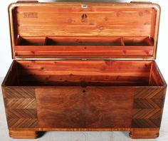If you have a Lane cedar chest that needs restoration, contact the company online with the chest's serial number for parts. To this day, the company's customer service department carries replacement locks and other parts for antique hope chests. www.lanefurniture.com