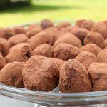 Chocolate Mocha Truffles - Cakes & Cookies Pack