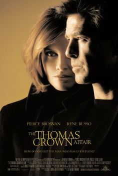 """Thomas Crown Affair""-(Remake)