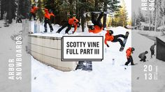 Our Friend Scotty Vine is Amazing when he straps on the snowboard! #shred #snowboarding