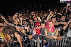 Crowd At Prodigy,State of Exit(12-07-2013)Novi Sad,Serbia