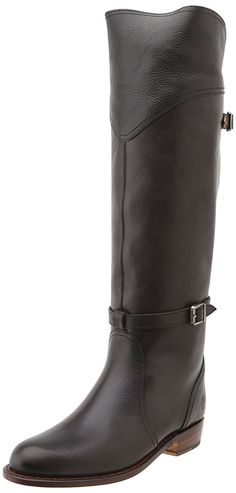 FRYE Women's Dorado Buckle Riding Boot >> Don't get left behind, see this great boots : Boots for women