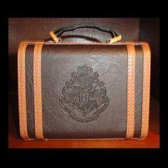 Universal Wizarding Harry Potter Hogwarts Mini Suitcase