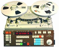 Nagra T, fairly affordable these days, tape is a little scarce and definitely 'Bat-Cave' furniture.