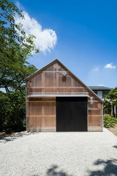 Light Sheds: Photography studio in Kanagawa by FT Architects
