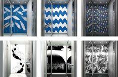 cool elevator interior design - Google Search