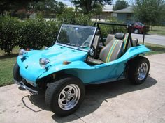 Of all the cars my dad traded, why did he have to get rid of the dune buggy?