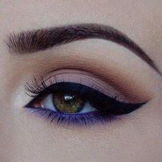 Девочки, забирайте себе, пригодится! 11 шикарных примеров макияжа для зеленых глаз