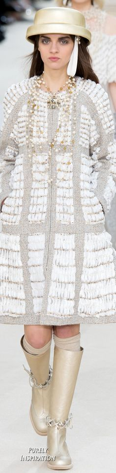Chanel FW2016 Women's Fashion RTW | Purely Inspiration