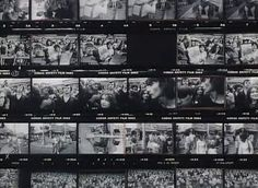 William Klein Studio ARTE produced 3 of the project, called Contacts. The idea of the project, if I may say so, to show the connection (contact) photo-artist Lewis Baltz, Jeff Wall, Andreas Gursky, Duane Michals, William Klein, Contact Sheet, Frame Of Mind, Picture Story, French Photographers