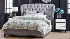 Beatrice Bed - Beds & Suites - Bedroom - Beds & Manchester | Harvey Norman Australia