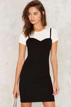Sweetheart Major Mini Dress