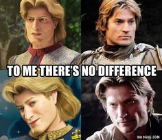 Jaime Lannister ladies and gentlemen