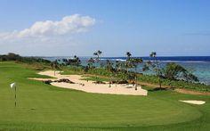Natadola Bay Golf Course Fiji