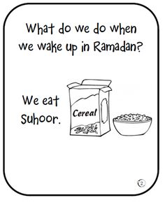 6/30   Print out this ramadhan book and go through and colour and discuss