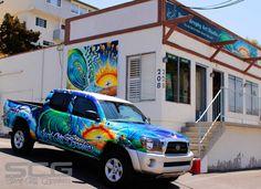 SCG - Surf City Graphics Surf City, Surfing, Wraps, Van, Graphics, Graphic Design, Surf, Printmaking, Surfs Up