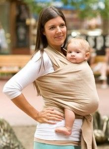 """A good article on the the proper ways to """"carry"""" babies"""