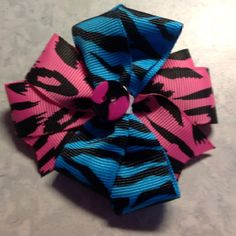Love making bows!